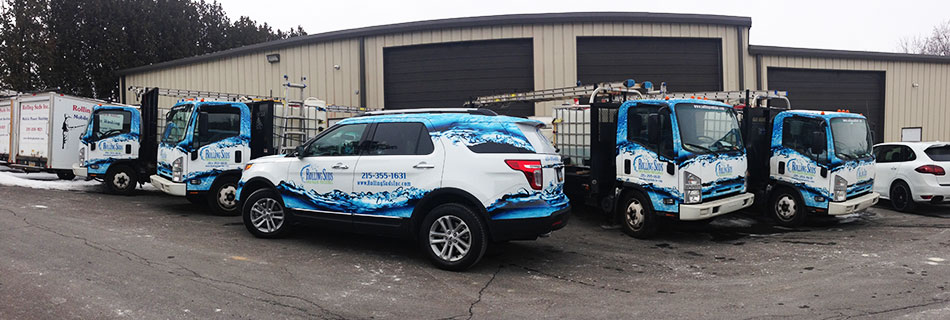 Rolling Suds Vehicles
