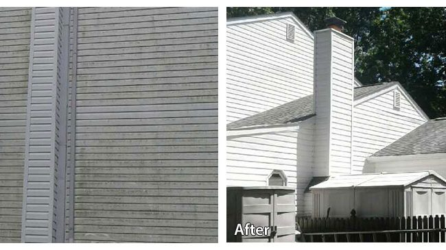 before and after chimney 5