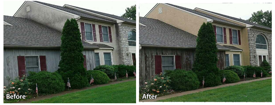 Before and after full home
